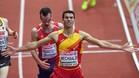Mechaal es la gran opción de medalla española