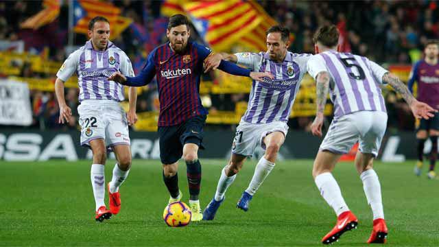 Messi adelanta al Barça: ¡Cañozano con la pierna izquierda, misil inalcanzable e inapelable!