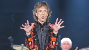 Mick Jagger será operado del corazón esta misma semana