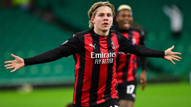 El Milan vuelve de Glasgow con tres puntos