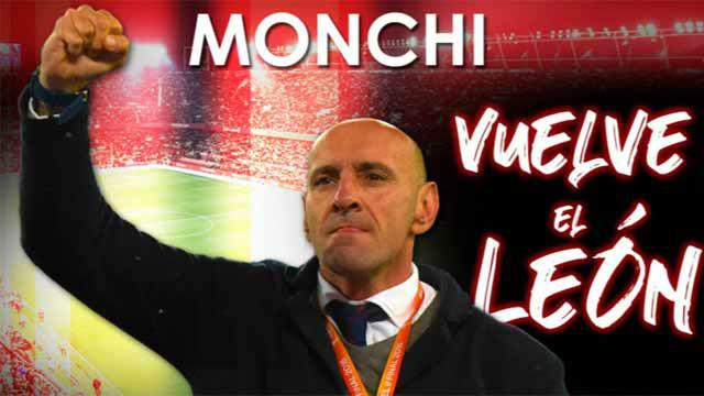 Monchi regresa a Sevilla