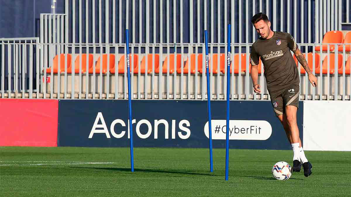 Morata ya no entrena con el Atlético rumbo al Juventus