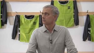 Mourinho fichó por el canal ruso RT