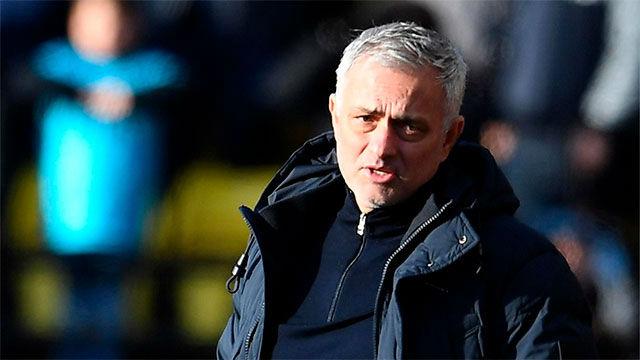 Mourinho: No hablo de jugadores de otros equipos; Eriksen está convocado