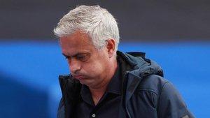 A Mourinho no le ha hecho mucha gracia que su exequipo tenga tantos penaltis a su favor
