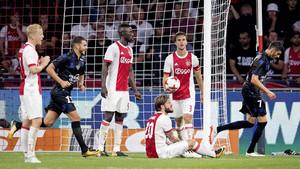 El Niza asestó un tremendo varapalo al Ajax
