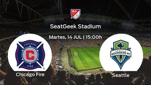 Previa del partido: el Chicago Fire inicia la competición recibiendo al Seattle Sounders