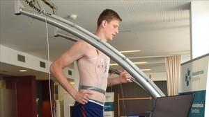 Pustovyi pasó sin problemas la revisión médica