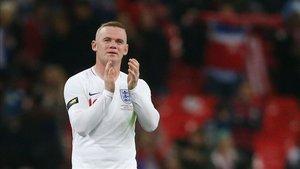 Rooney, máximo goleador de Inglaterra, aconsejó a Solskjær