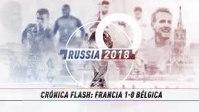 Rusia 2018 | Un cabezazo de Umtiti noquea a Bélgica y envía a Francia a la final