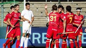 Selección española de hockey hierba