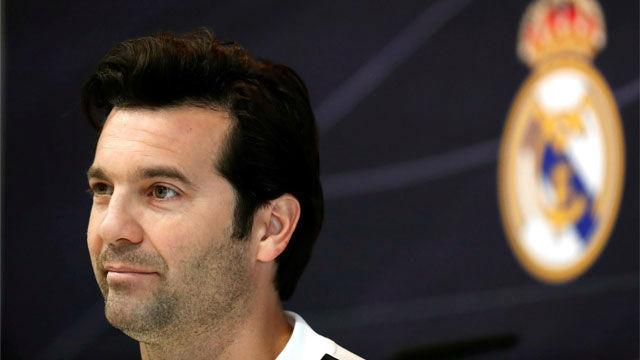 Solari: Vinicius tiene mucho talento y lo demuestra en cada partido