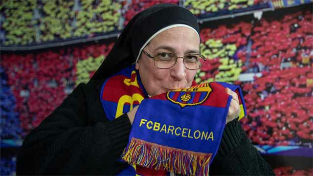 Sor Lucía Caram: Palabra de Dios: este año la Champions es nuestra