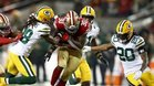 En la temporada regular, 49ers vencieron a Packers