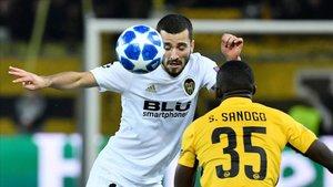 El Valencia se enfrenta este miércoles al Young Boys en Mestalla