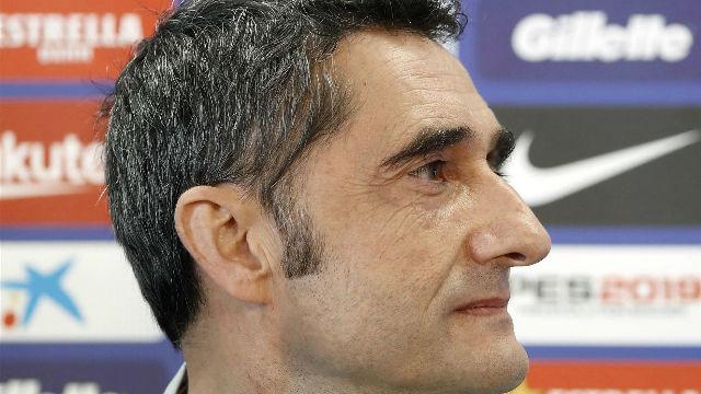 Valverde confirma que Sergi Roberto y Malcom se han recuperado