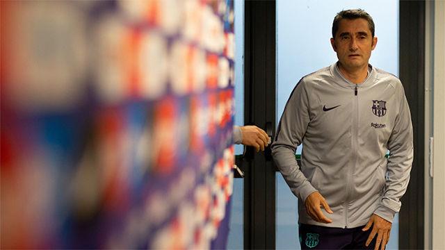 Valverde: Se está hablando demasiado de Dembélé