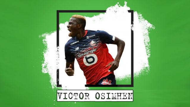 Victor Osimhen, el delantero que está revolucionando Europa
