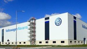 Volkswagen Navarra, en Landaben.