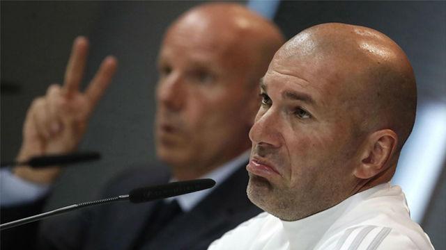 Zidane: Siempre ha habido antimadridismo, pero cada vez hay más madridistas