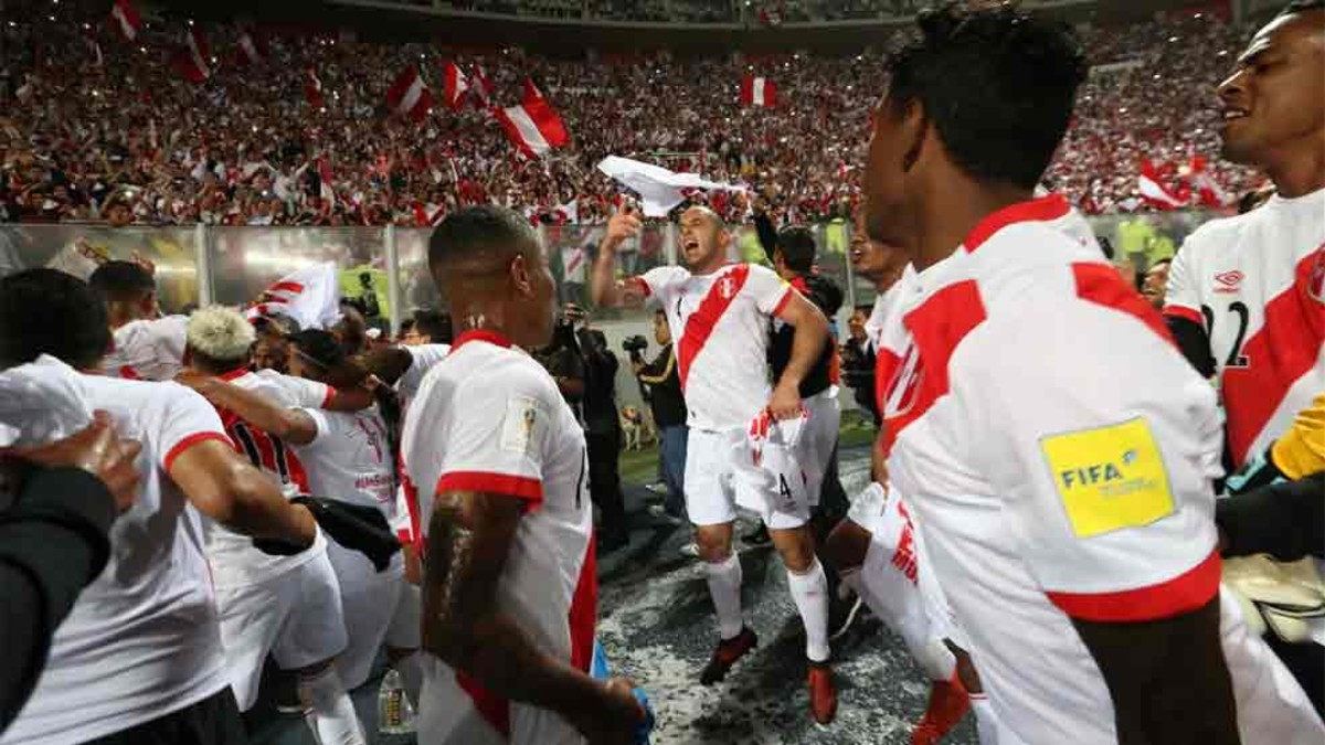 Peru See Off New Zealand To Reach World Cup 2018