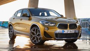 BMW X2, el nuevo SUV de la marca alemana