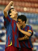 6.Sergio Busquets 2005-2006