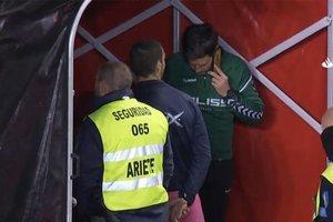 El Albacete se negó a seguir