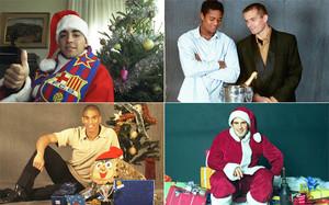 Felicitaciones De Navidad Del Fc Barcelona.Viaje Por La Navidad Del Fc Barcelona