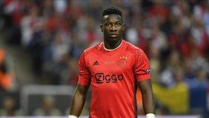 Andre Onana está progresando a un muy buen ritmo en Holanda
