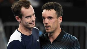 Andy Murray no pudo con Bautista Agut