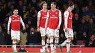 El Arsenal encadenó su séptima jornada sin ganar en la Premier League