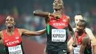 Asbel Kiprop consiguó una victoria imperial en los 1.500 metros