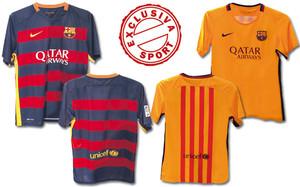 Descubrimos las nuevas camisetas oficiales del Barça 375df0ad302