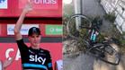 El atropello a Froome indigna al ciclismo