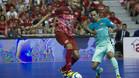 El Barça Lassa ya está en la final tras un partido agónico frente a ElPozo Murcia