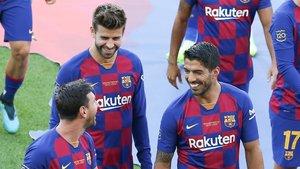 El Barcelona aún no ha encontrado su versión más óptima de juego