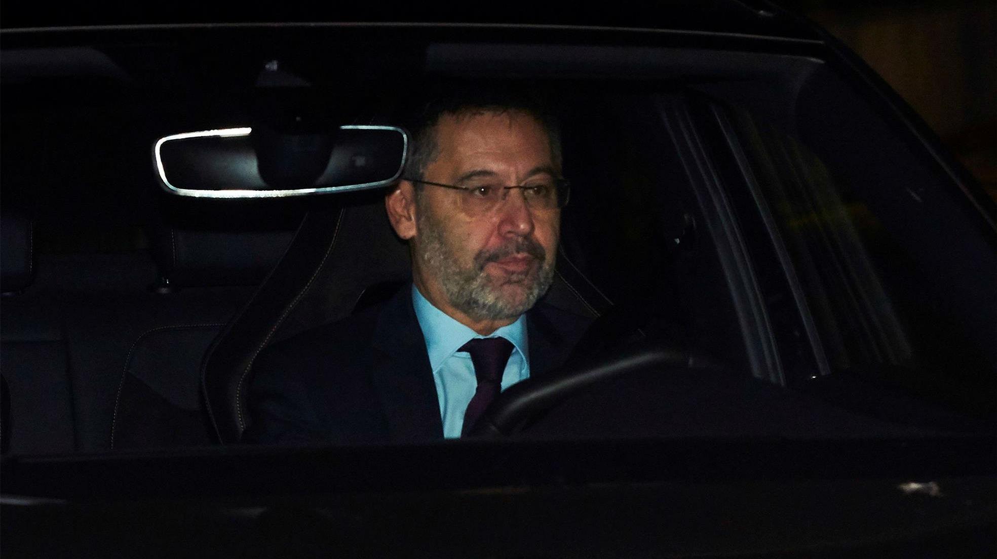 Bartomeu dimite como presidente del Barça