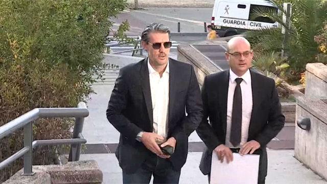 Caminero acepta cuatro meses de prisión por blanqueo de capitales