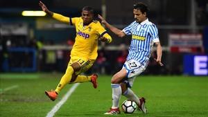 El candado del Spal ahogó a los delanteros bianconeri