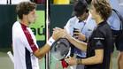 Carreño no pudo con Alexander Zverev