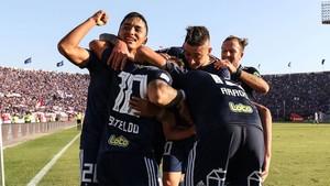 U de Chile sumó una nueva victoria