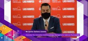 El concejal de Valencia que hizo creer que hablaba inglés, cuando era playback