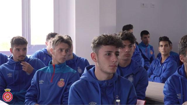 Conoce la nueva casa del fútbol base del Girona