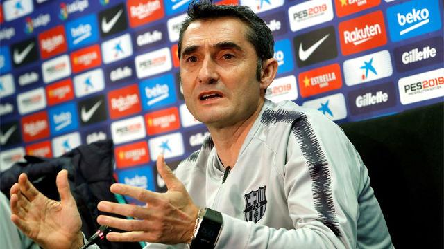 El contundente mensaje de Valverde a Malcom