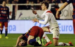 Diego Llorente ha hecho una gran campaña con el Rayo