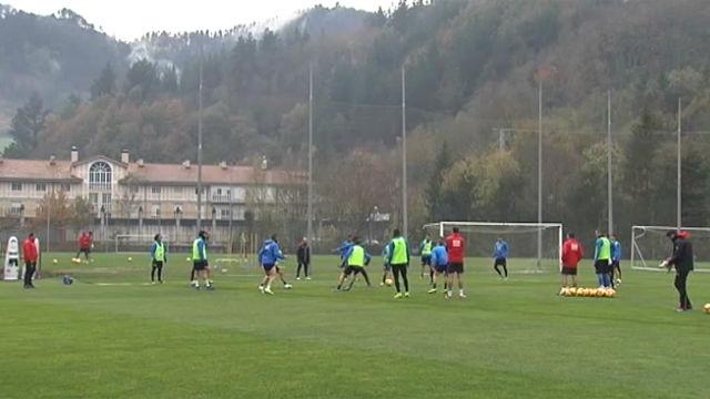 El Eibar, aquejado por las bajas antes de recibir al Real Madrid