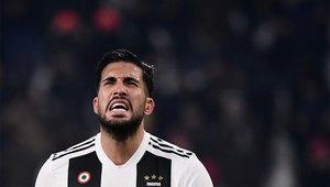 Emre Can no disputará la fase de grupos de la Champions con la Juventus