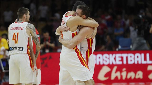 España jugará los Juegos Olímpicos de Tokio 2020