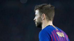 Gerard Piqué puede jugar este sábado su partido número 300 de Liga como jugador del FC Barcelona